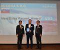 Nový predajný rekord: Automobilové ocenenie pre Slovensko